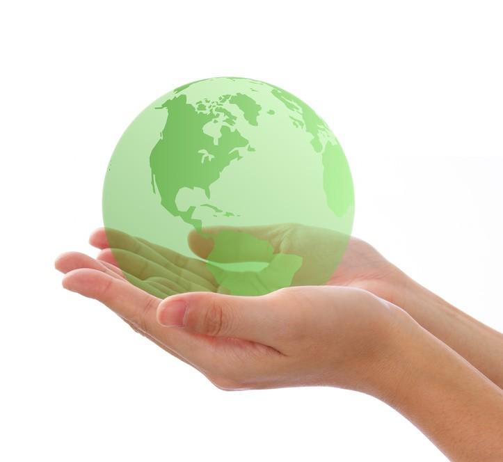 Nous utilisons des produits écologiques pour respecter l'environnement
